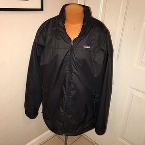 NWT mens Patagonia Light & Variable jacket w/ hood